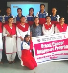 Breast Cancer Awareness-October Month