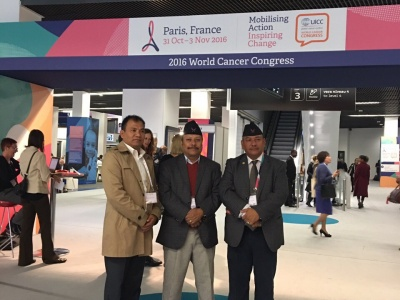 UICC World Cancer Congress 2016